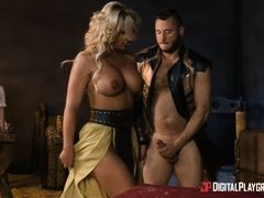 Enjoy A Fantasy Porn Scene Featuring Handsome Guy And BBW MILF
