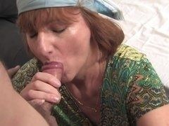 Old dry lips of granny suck it cock in porn free of charge