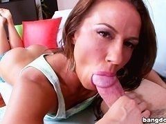 Milfs like to suck cock and to swallow cum