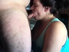 Cum Slut Gets Dick