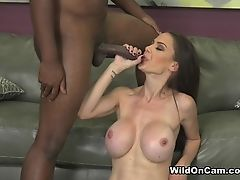 Amazing pornstars Jack Blaque, McKenzie Lee in Hottest Fake Tits, Interracial adult video