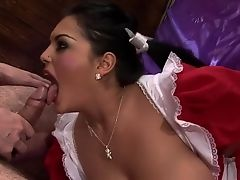 Best pornstar Jasmine Black in crazy facial, brazilian sex scene