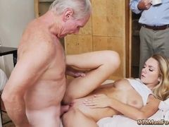 Daddy partner's daughter taboo and big titties fucks