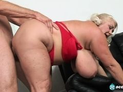 housewife sbbw slut in action