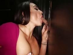 Gloryhole Secrets Big boobs and big loads Pt. 1