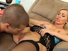 Lisa DeMarco & Xander Corvus in My Friends Hot Mom