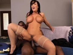 Lisa Ann gives to this guy other chance